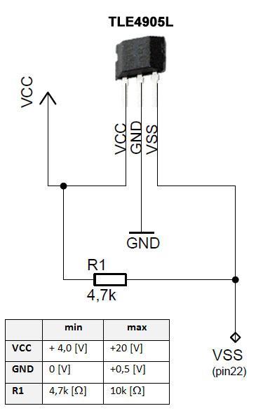 vehicle speed sensor  vss  for each car