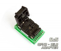 Adapter QFN-8/DIL-8  ZIF