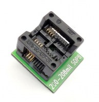 Adapter SOIC-8/DIL-8 200mil ZIF